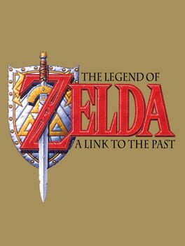 Cover von The Legend of Zelda: A Link to the Past