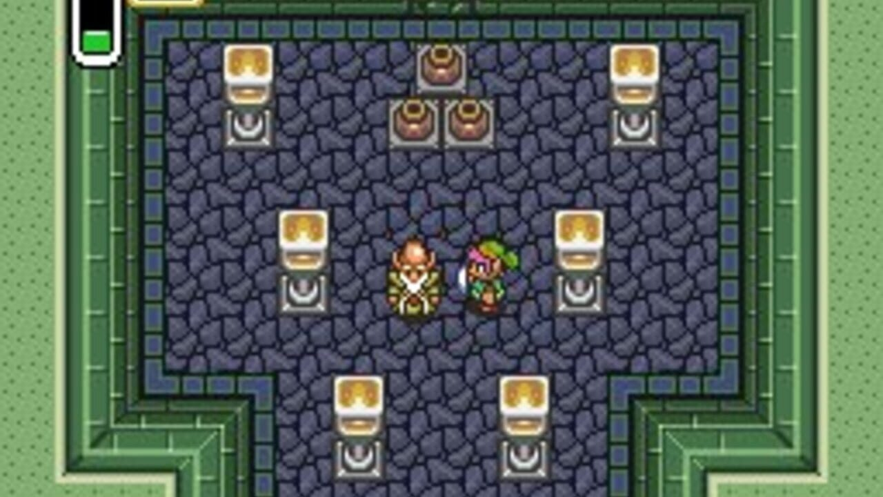 Screenshots von The Legend of Zelda: A Link to the Past