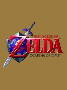 Cover von The Legend of Zelda: Ocarina of Time