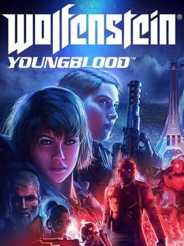 Cover von Wolfenstein: Youngblood