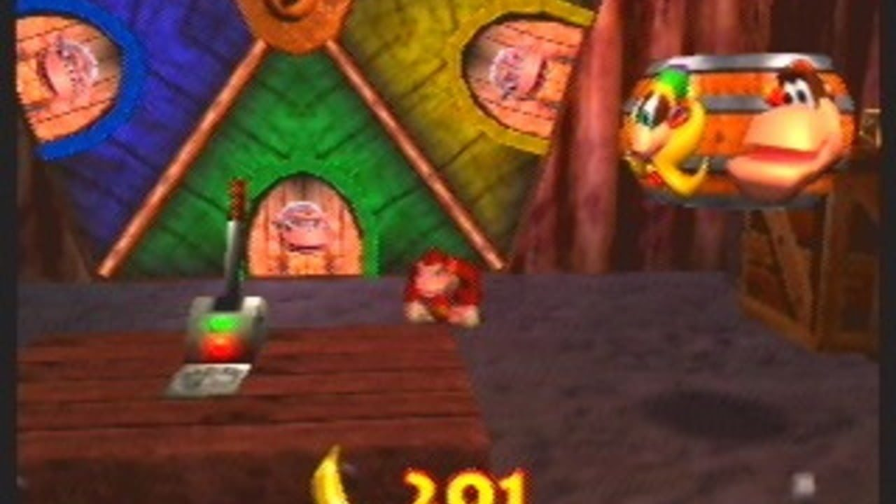 Screenshots von Donkey Kong 64