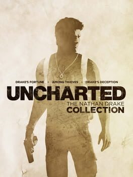 Cover von Uncharted: The Nathan Drake Collection