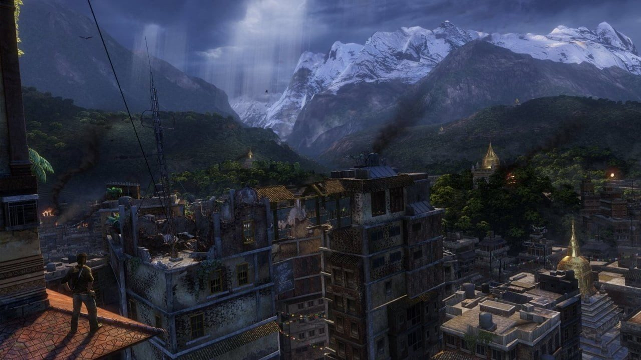 Screenshots von Uncharted: The Nathan Drake Collection