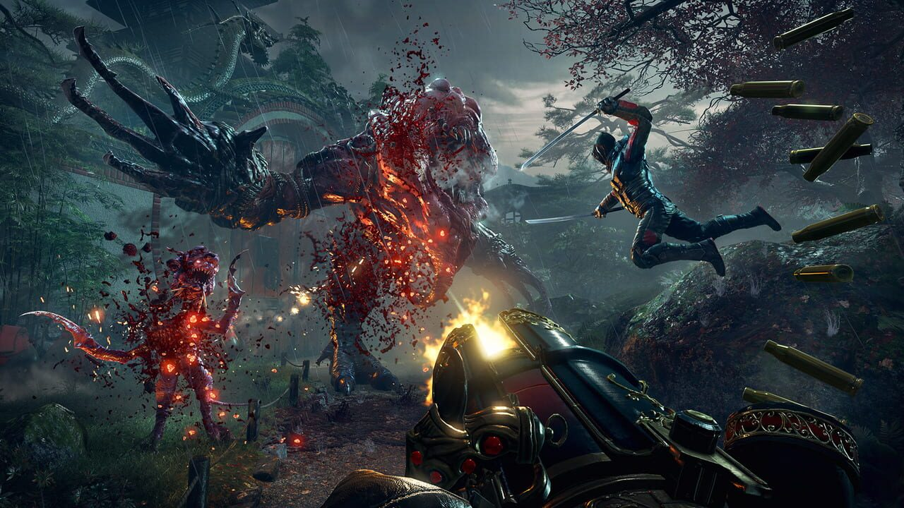 Screenshots von Shadow Warrior 2