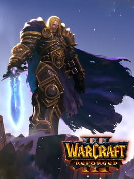 Cover von Warcraft III: Reforged