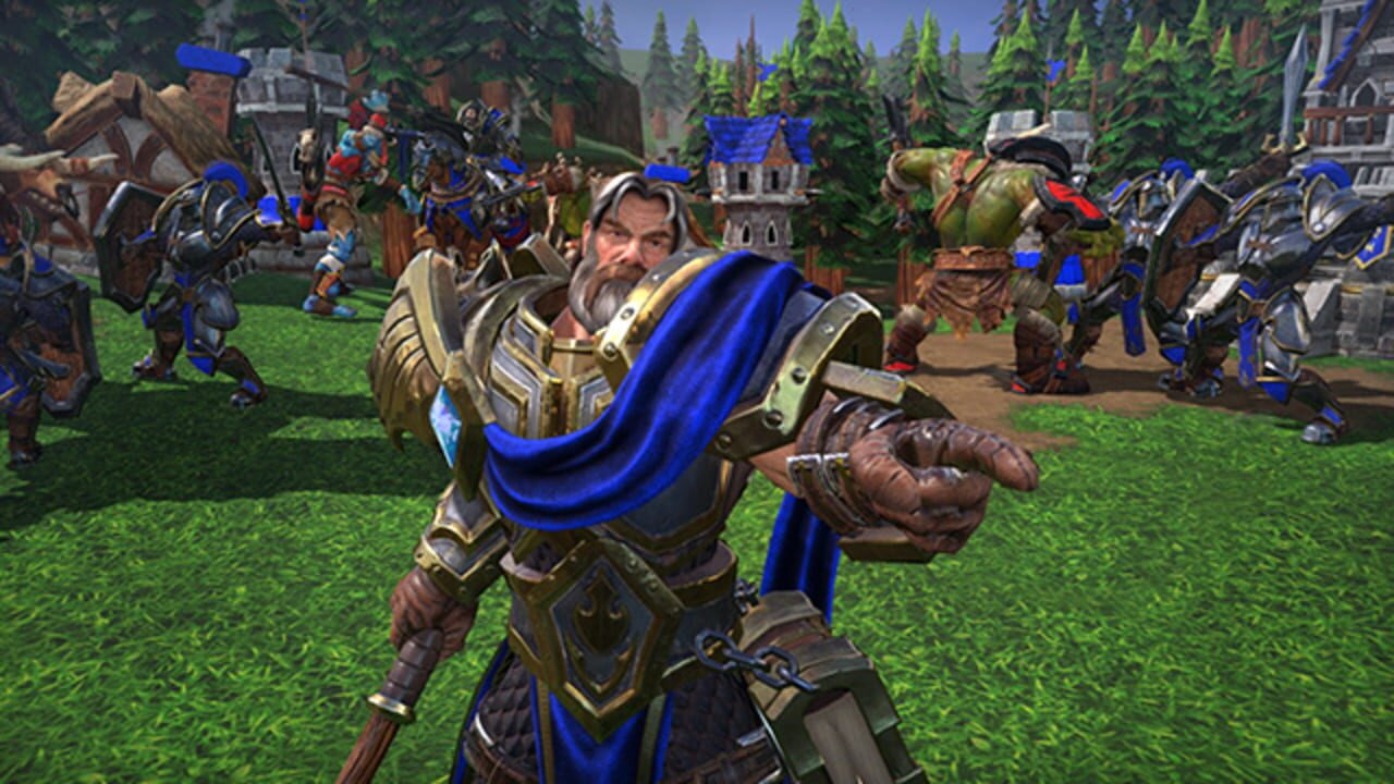Screenshots von Warcraft III: Reforged