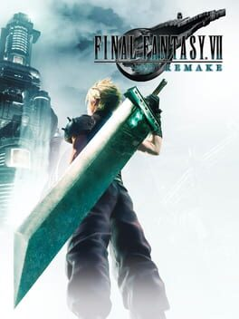 Cover von Final Fantasy VII Remake