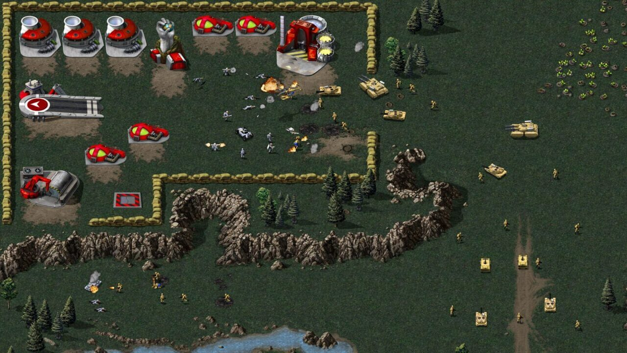 Screenshots von Command & Conquer Remastered Collection