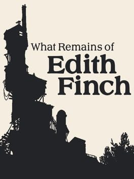 Cover von What Remains of Edith Finch