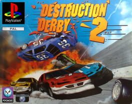 Cover von Destruction Derby 2
