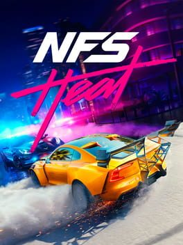 Cover von Need for Speed: Heat