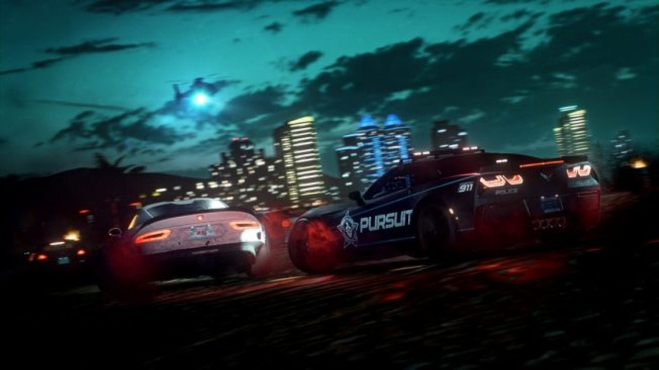 Screenshots von Need for Speed: Heat