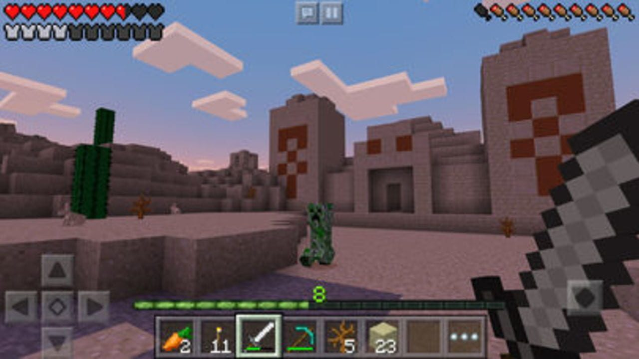 Screenshots von Minecraft