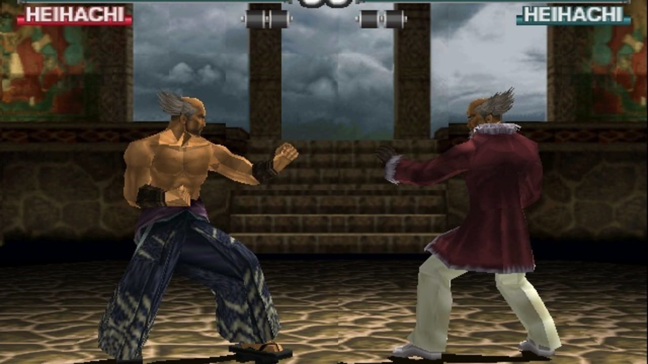 Screenshots von Tekken 3