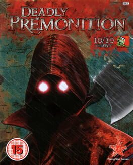 Cover von Deadly Premonition