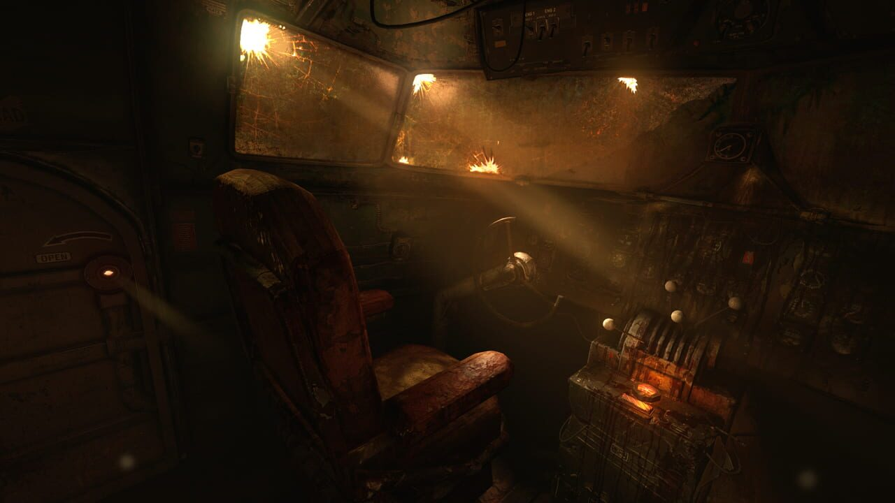 Screenshots von Amnesia: Rebirth