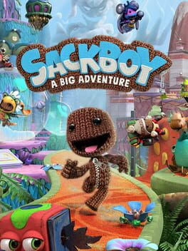Cover von Sackboy: A Big Adventure