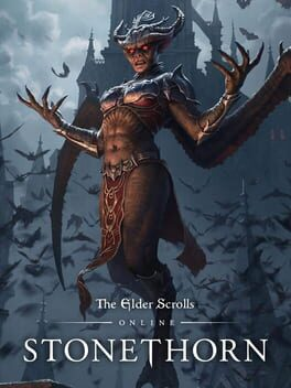 Cover von The Elder Scrolls Online: Stonethorn
