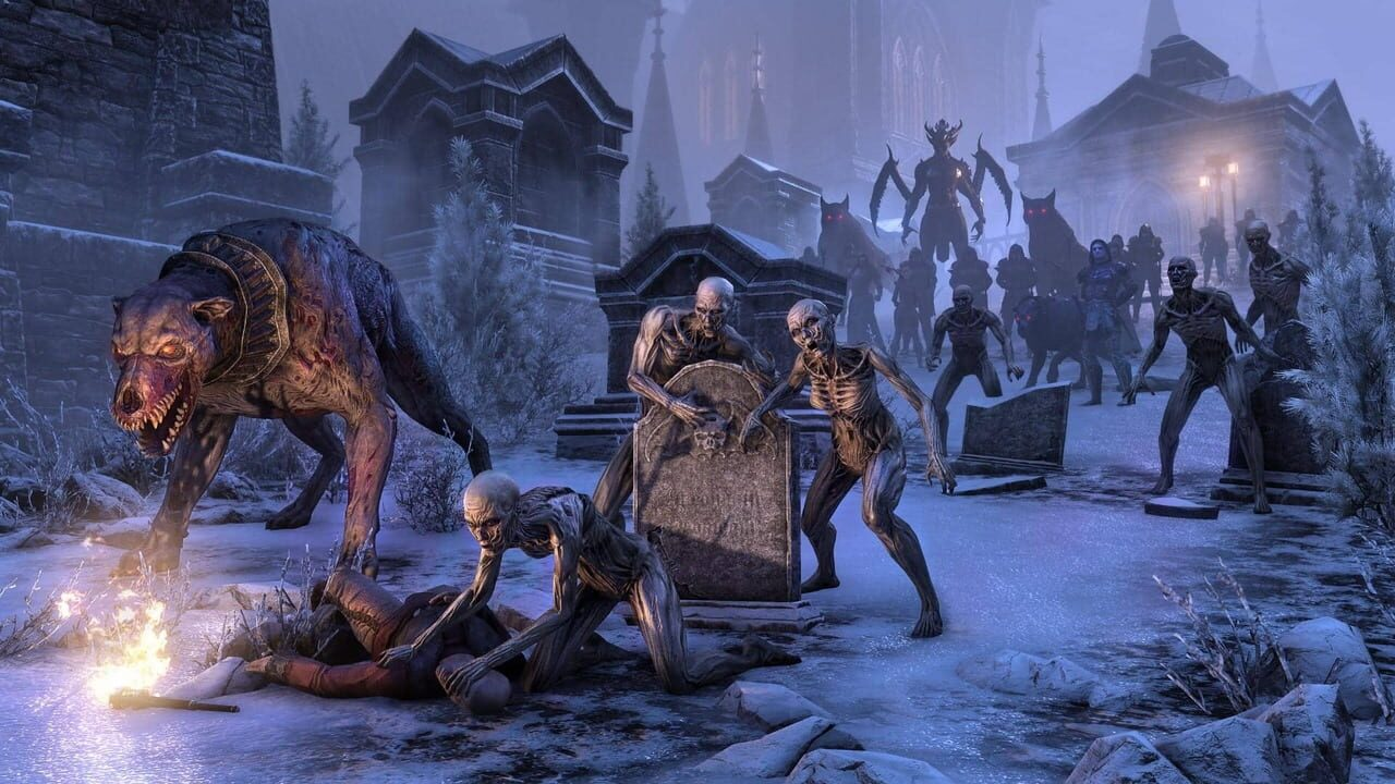 Screenshots von The Elder Scrolls Online: Stonethorn