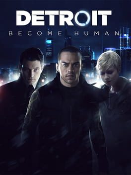 Cover von Detroit: Become Human