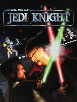 Cover von Star Wars: Jedi Knight - Dark Forces II