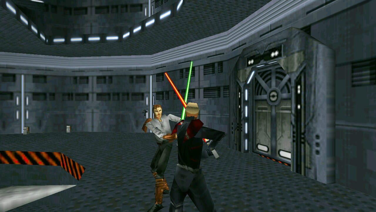 Screenshots von Star Wars: Jedi Knight - Dark Forces II