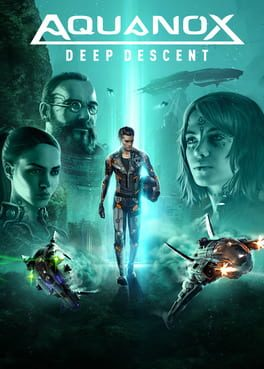 Cover von Aquanox: Deep Descent