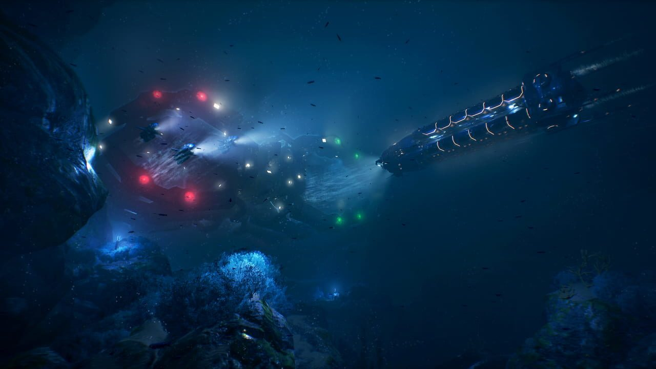 Screenshots von Aquanox: Deep Descent