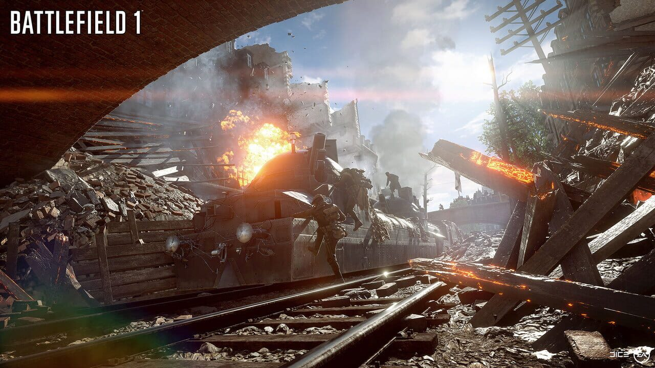 Screenshots von Battlefield 1