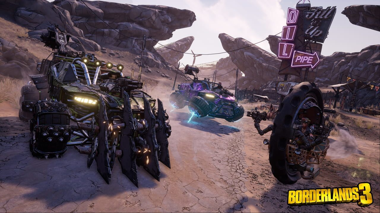 Screenshots von Borderlands 3