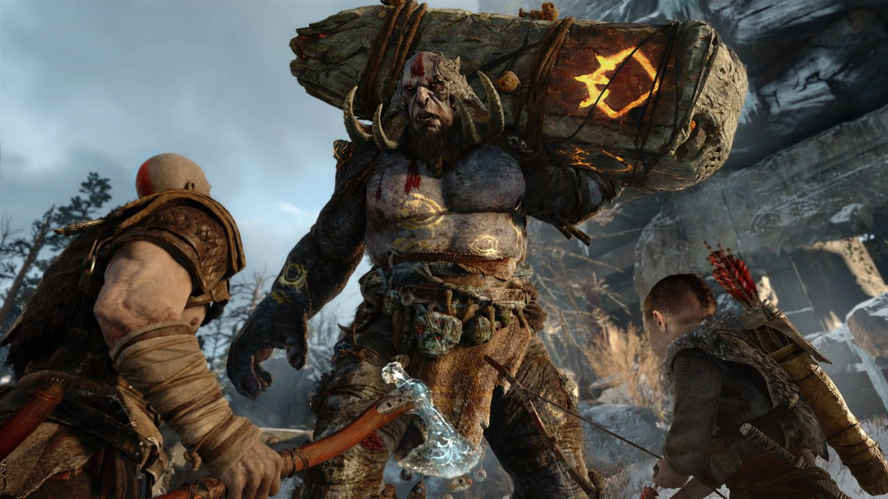 Screenshots aus God of War