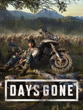 Cover von Days Gone