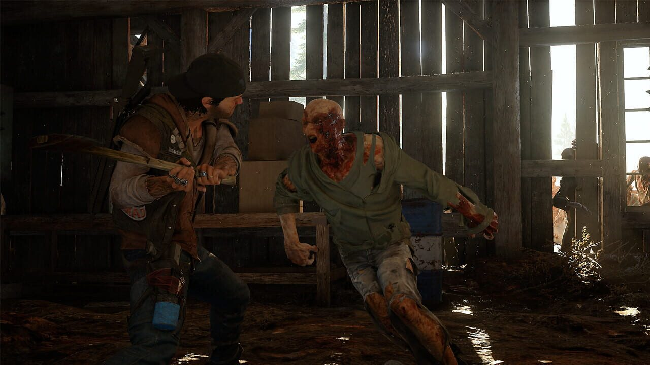 Screenshots von Days Gone