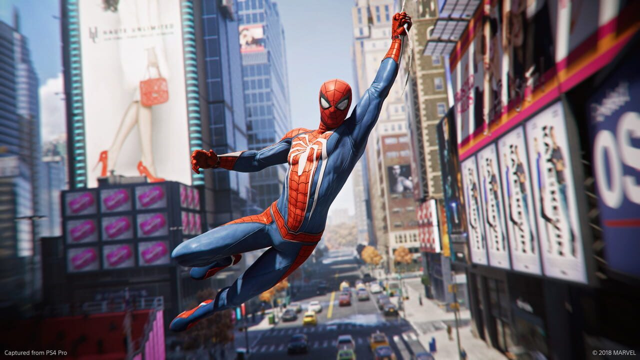 Screenshots von Marvel's Spider-Man