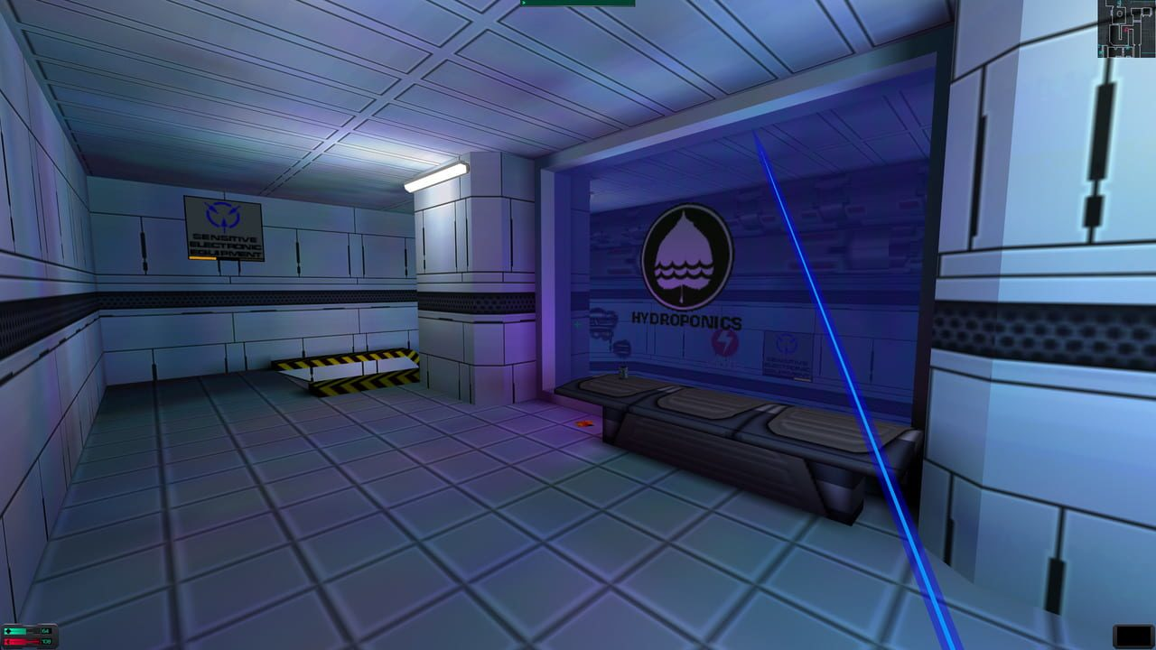 Screenshots von System Shock 2