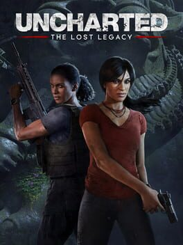 Cover von Uncharted: The Lost Legacy