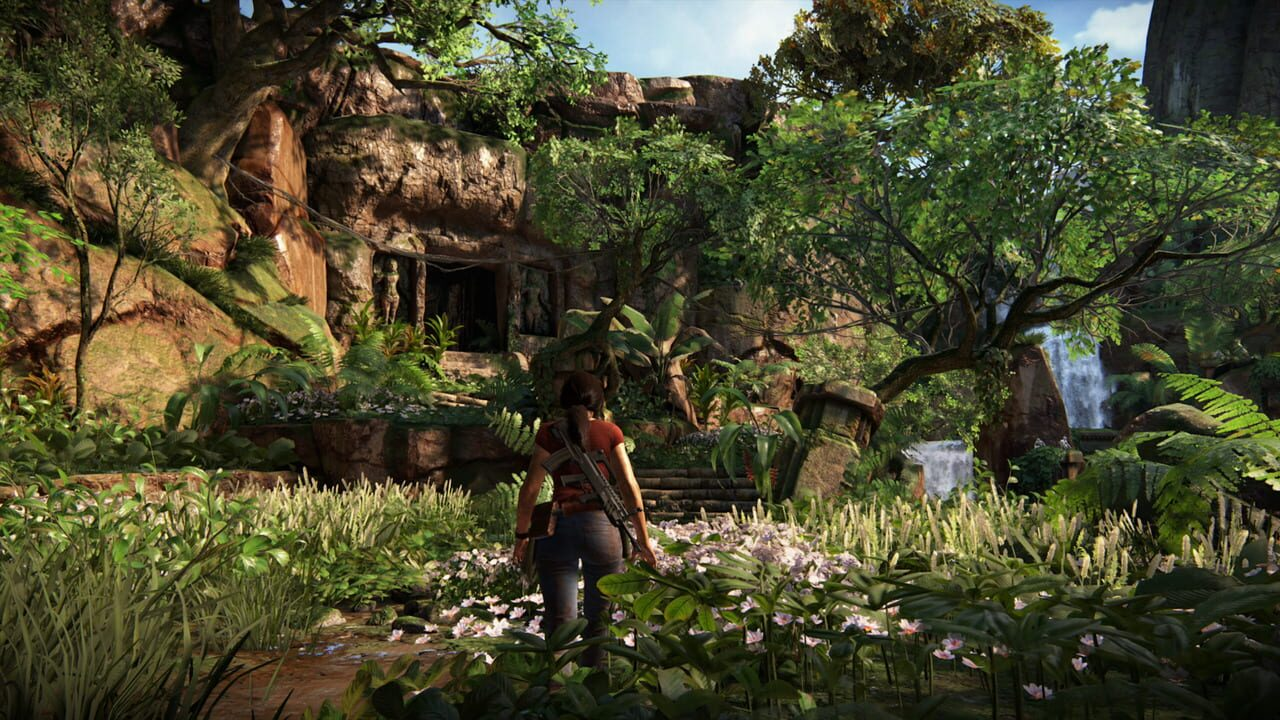 Screenshots von Uncharted: The Lost Legacy