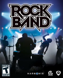 Cover von Rock Band
