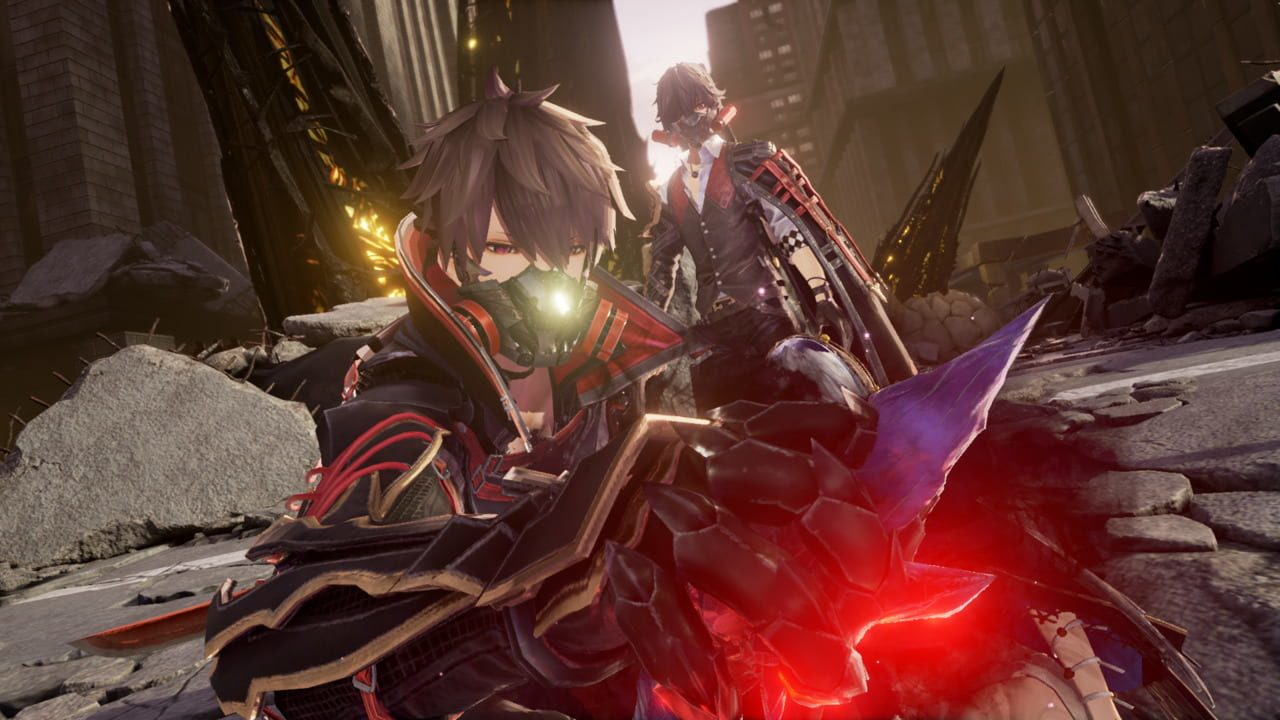 Screenshots von Code Vein