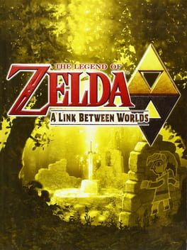 Cover von The Legend of Zelda: A Link Between Worlds