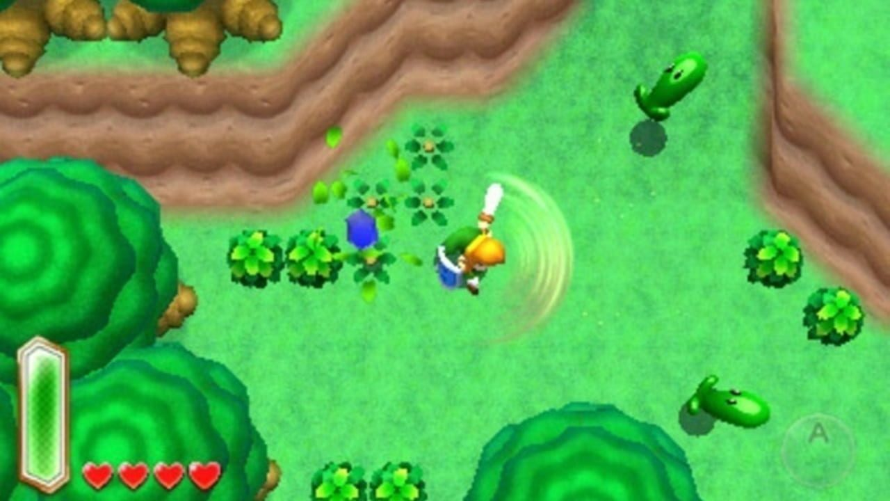 Screenshots von The Legend of Zelda: A Link Between Worlds