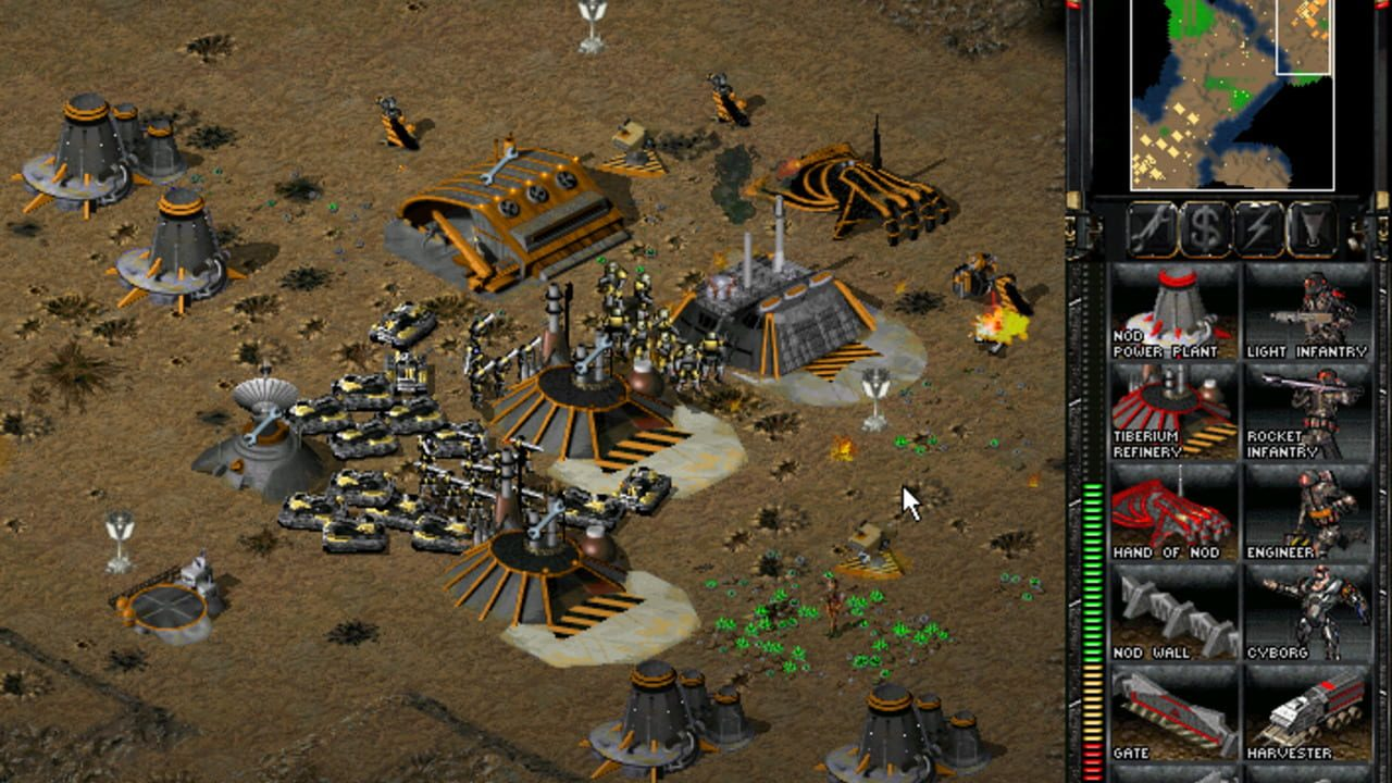 Screenshots von Command & Conquer: Tiberian Sun