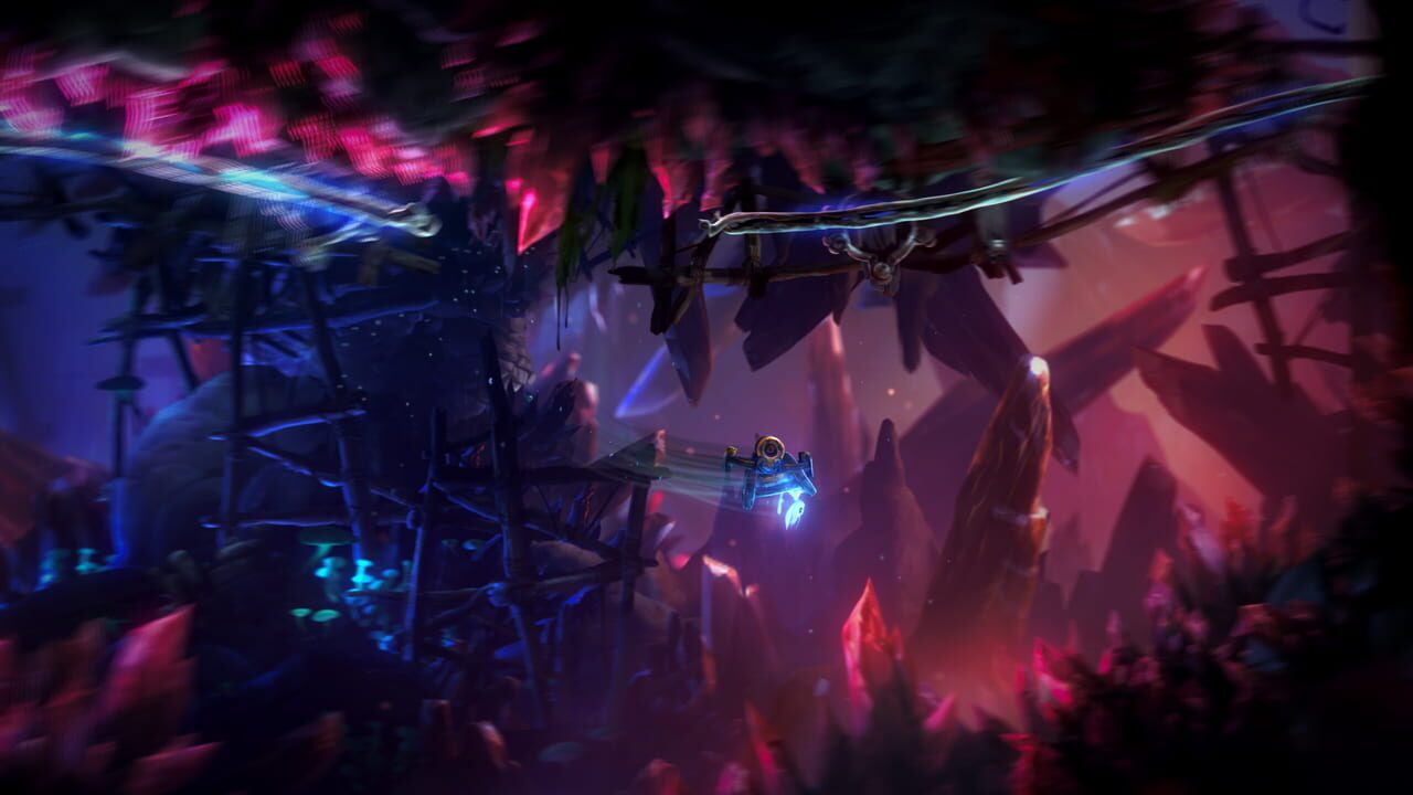 Screenshots von Ori and the Will of the Wisps