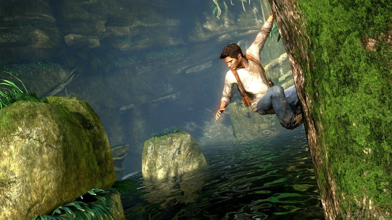 Screenshots aus Uncharted: Drake's Fortune