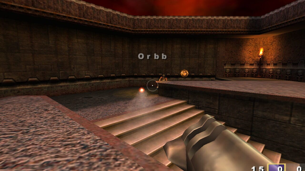 Screenshots von Quake III: Gold