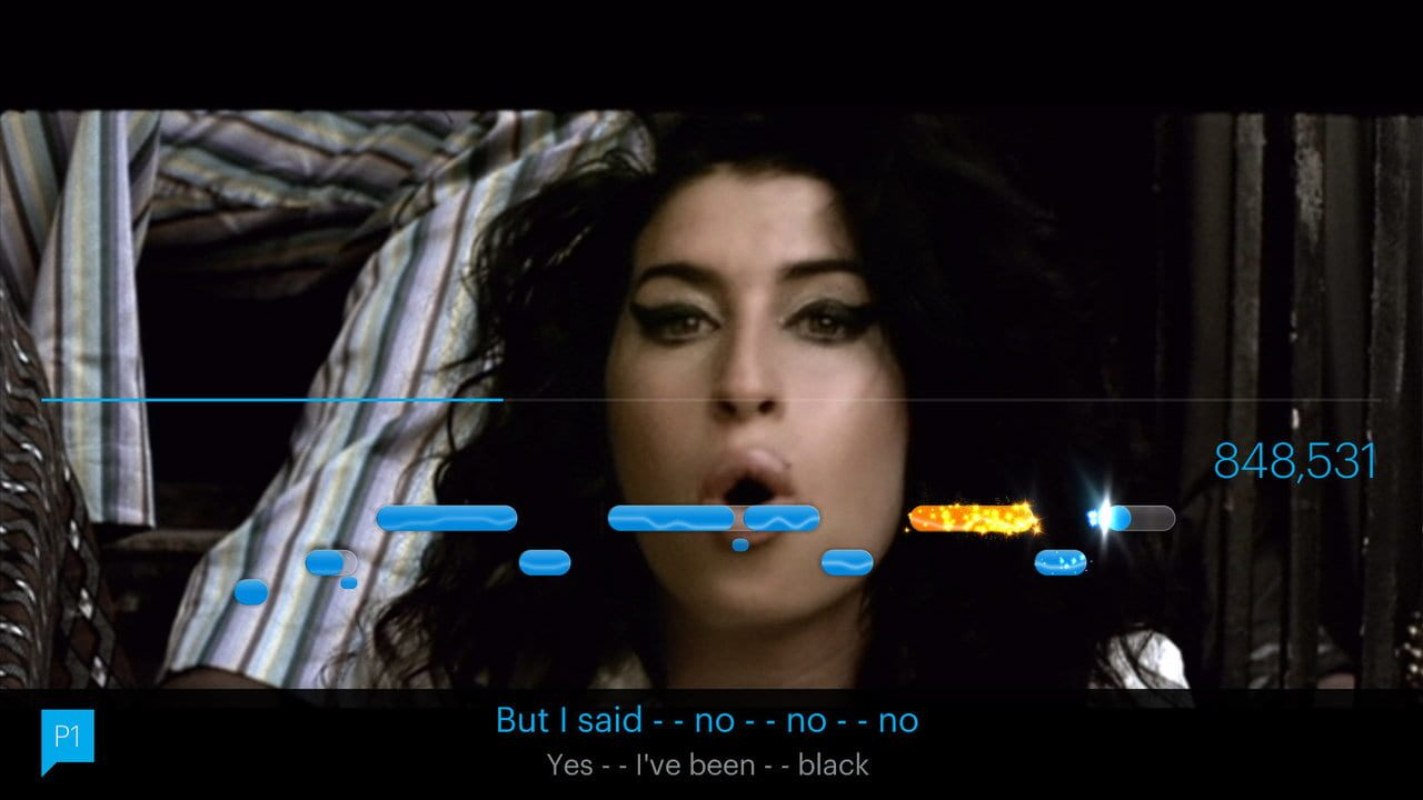 Screenshots aus SingStar: Celebration