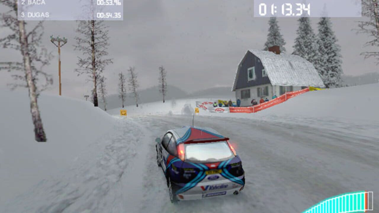 Screenshots aus Colin McRae Rally 2.0