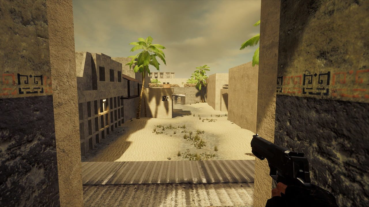 Screenshots von TO4: Tactical Operations