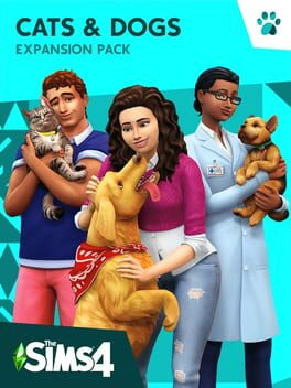 Cover von The Sims 4: Cats & Dogs