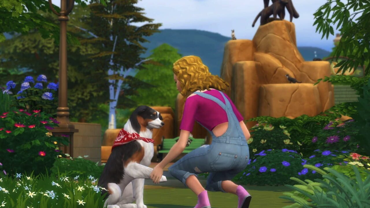 Screenshots von The Sims 4: Cats & Dogs